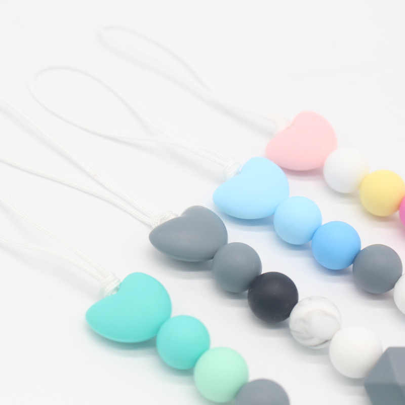 handmade Funny Personalized Pacifiers Silicone Cute Baby Supplies Soother Chain Clip Dummy
