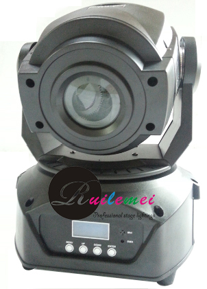 Free Shipping Hot 90W Moving Head Led Follow Spot DMX Stage Holiday Light Projector DJ Movings Beam Lights