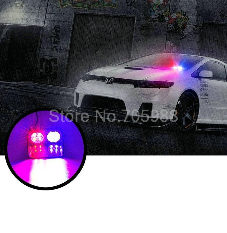 8 світлодіодних світлодіодних - Автомобільні фари - фото 6
