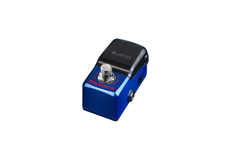 JOYO JF-313 Guitar Effect Pedal/Old School Ironman Series Mini Pedal/Guitar Accessories aroma adr 3 dumbler amp simulator guitar effect pedal mini single pedals with true bypass aluminium alloy guitar accessories