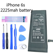 Applicable to the original mobile phone iphone 6s battery rechargeable built-in lithium ion 2225mah