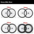 Карбоновые колеса для велосипеда  колеса для велосипеда 24 мм  38 мм  50 мм  60 мм  88 мм