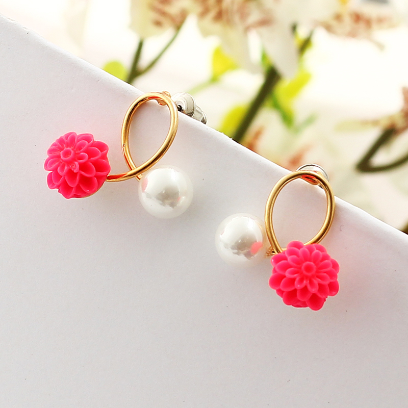 Us 2 41 20 Off Wedding Earrings Korean Fashion Statement Online Ping India Studs 0190 Pr Yy0316 Abc In Stud From Jewelry