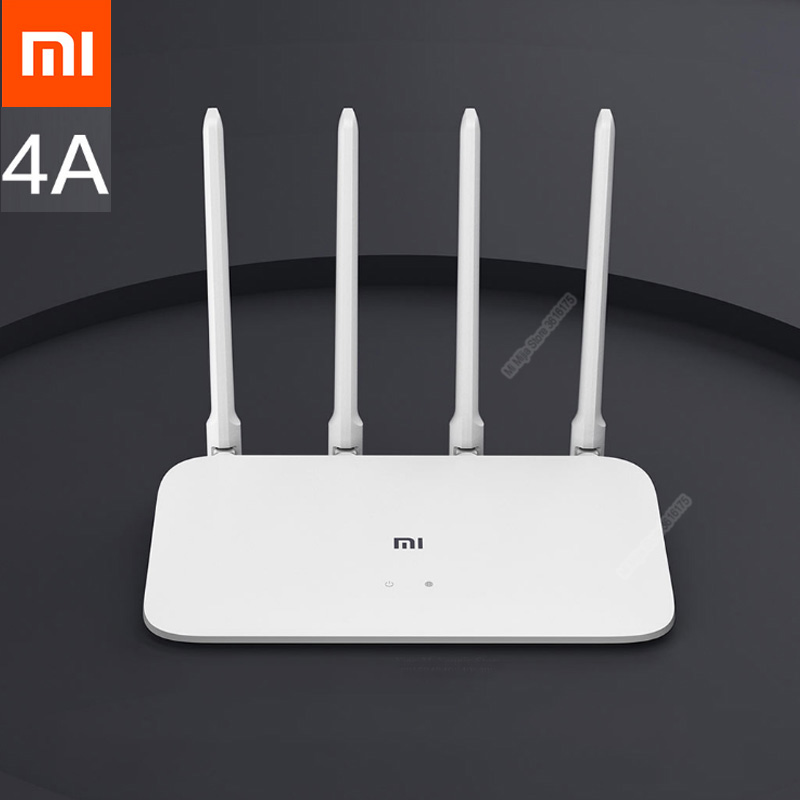 Xiaomi Mi Router 4A Gigabit Version 2.4GHz 5GHz WiFi 1167Mbps WiFi Repeater 128MB DDR3 High Gain 4 Antennas Network Extender(China)