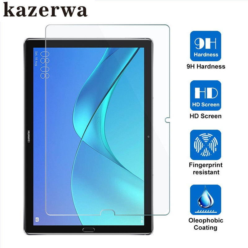 Tempered Glass for Huawei MediaPad M5 8 8.4 inch Screen Protector for Huawei MediaPad M5 10 Pro 10.8Tempered Glass Screen Film tempered glass original for alldocube m5 glass screen protector film slim transparent
