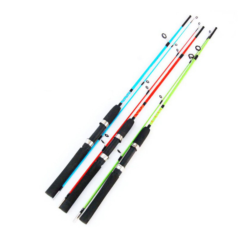 Spinning lure fishing rod for Fly fishing with spinning rod