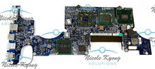 17 2.16GHz T2600 820-2023-A 661-3977 MA092LL/A DDR3 X1600 non-integrated motherboard system board Logic Board for Macbook A1151 цена