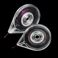 5 ロールスロイス ネイルアートストライピングテープ ライン + 5 ピース スト ライ ピン グ テープ ライン ケース ツール ステッカー ボックス ホル