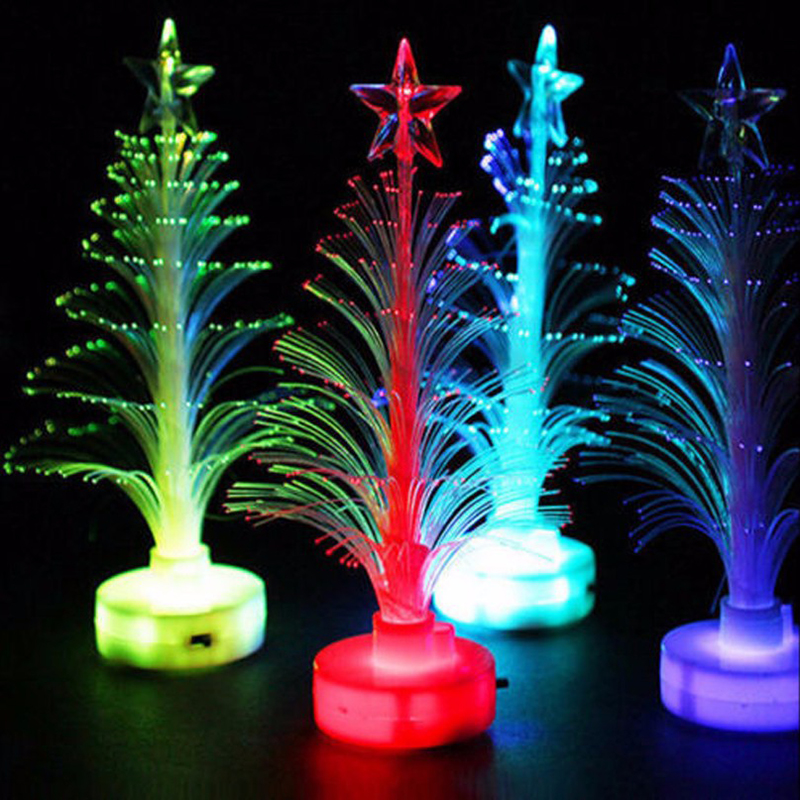 New Arrival 1 pcs Auto Color Changing LED Christmas Tree ...