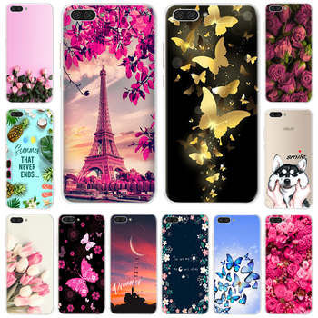 For Cases Asus ZenFone 4 max ZC520KL Cover Silicone Soft TPU Coque Funda For Asus ZenFone 4 Max ZC520KL ZC520 KL 5.2 Phone Case image