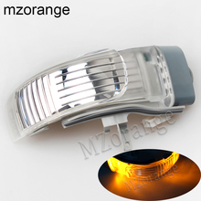 2Pcs Turn Signal Indicator Light Lamp for Volkswagen Touran 2004 2005 2006-2010 Outer Rearview Mirror LED Turn Signal Light Lamp все цены