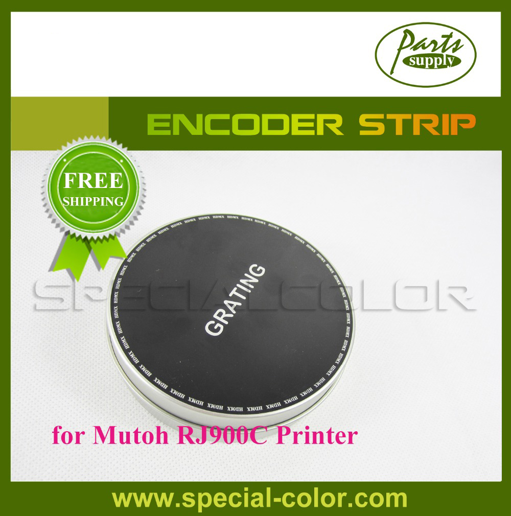 Hot Selling! High Quality Mutoh RJ900C Encoder Raster/Encoder Strip high quality cheap price 5m 20mm 180dpi encoder raster strip flora lj320p printer