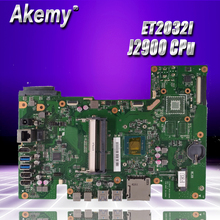 For ASUS all-in-one ET2032I ET2032 ET203 Mianboard motherboard SR1US J2900 N16S-GM-S-A2 GT930M 2GB video card