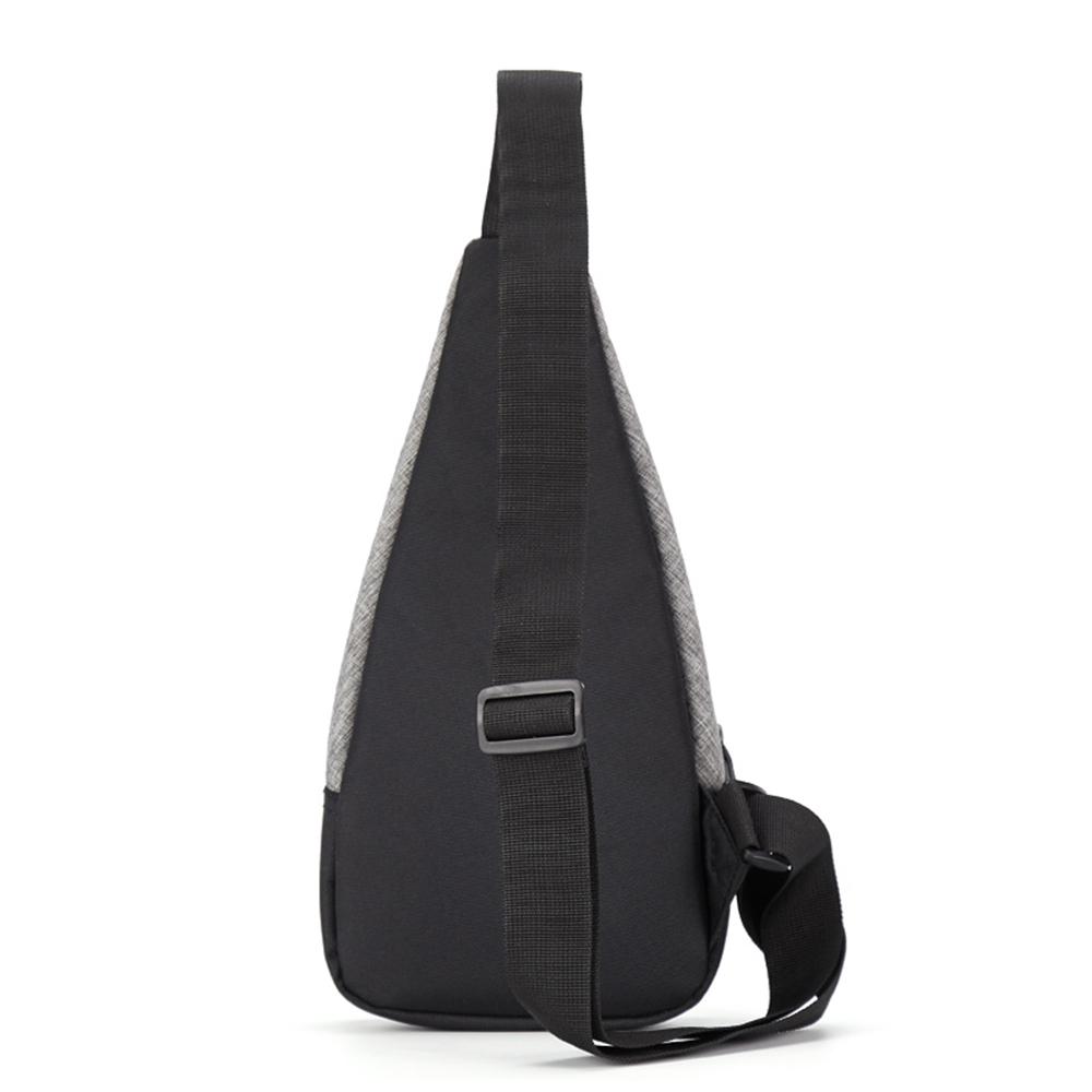 Messenger Bag Multipurpose Chest Pack Sling Shoulder Bags for ... 62bdcc846f3b1