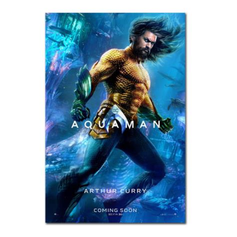 Superheroes Movie Poster Wall Art Print Decoration Pictures Wallpaper Living Room Decor No Frame image