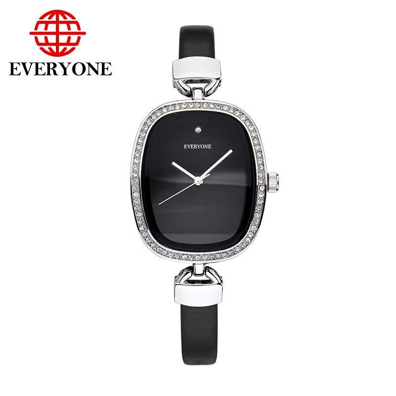 retro Luxury Brand Designer Ladies Watch Women Pearl Scale Bracelet Stainless Steel Crystal Diamond Quartz watch