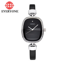 retro Luxury Brand Designer Ladies Watch Women Pearl Scale Bracelet Stainless Steel Crystal Diamond Quartz-watch Clock Women