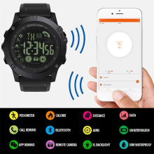 все цены на Smart Digital Watch Men Waterproof Sport Watch Male Clock LED Digital Sports Stopwatch Bluetooth Wrist Watch G Shock