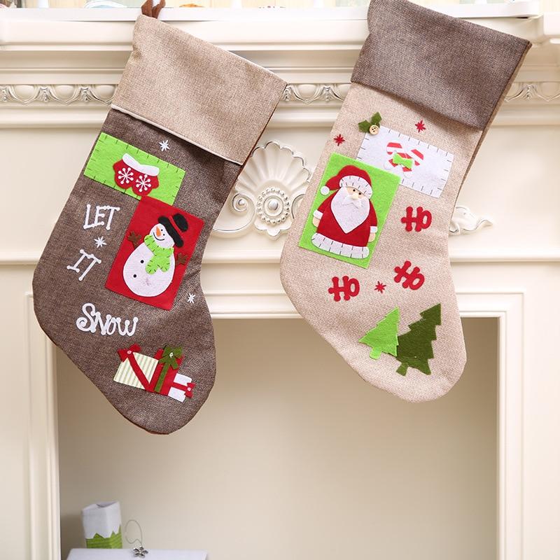 Popular Child Christmas Stocking-Buy Cheap Child Christmas ...