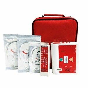 Image 1 - אישור CE חולים אוטומטיים חיצוני AED/סימולציה הכשרה בעזרה ראשונה מכשיר עם Pad באנגלית והונגרי