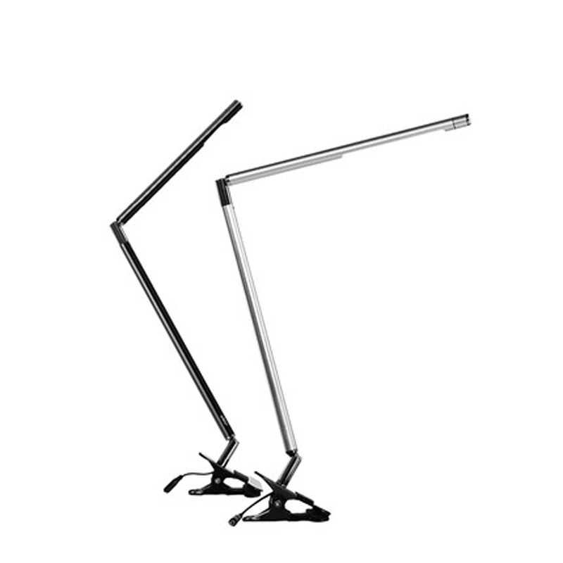 Rechargeable desk lamp student dormitory LED creative reading bedroom office bedside touch decorative night light creative gift