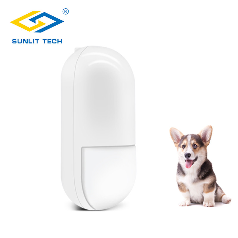 Wireless Infrared Passive PIR Motion Sensor Anti Pet Immunity alarma Detector For 433MHz Wifi GSM Alarm System For Home Security