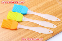 Free Shipping High Temperature Resistant Silicone Barbecue Brush Baking Tools BBQ Brush Oil Brush Cooking Tools