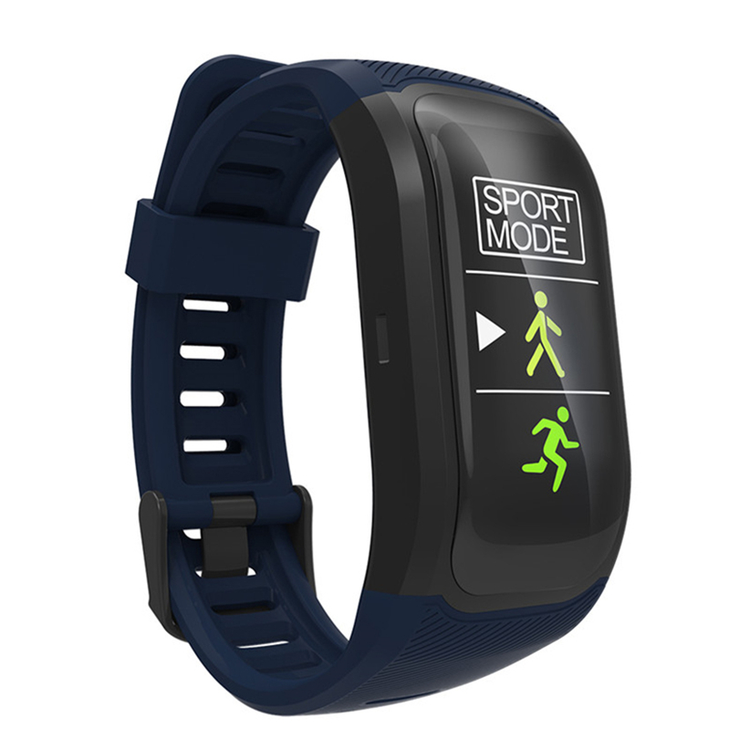 GPS Smart Watch S908S Sport Activity Swim Tracker ip68 Dust Waterproof Heart Rate Monitor Smartwatch Connect