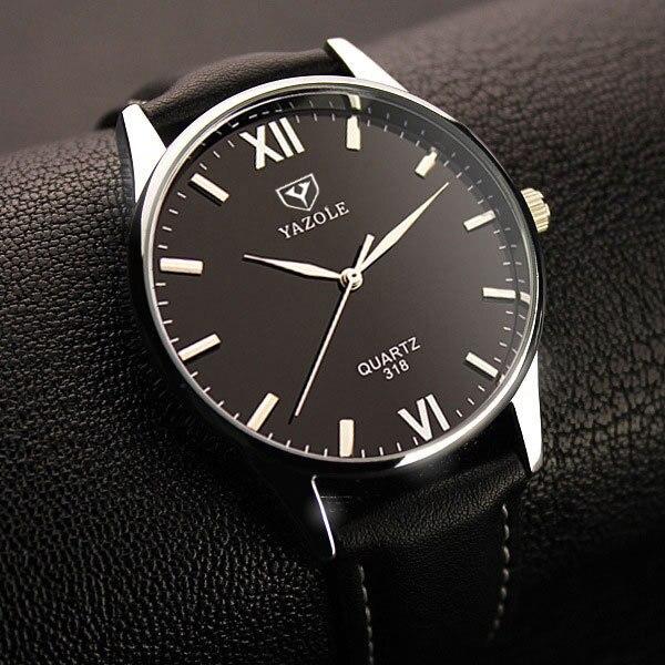 Мужские часы наручные кварцевые известные бренды