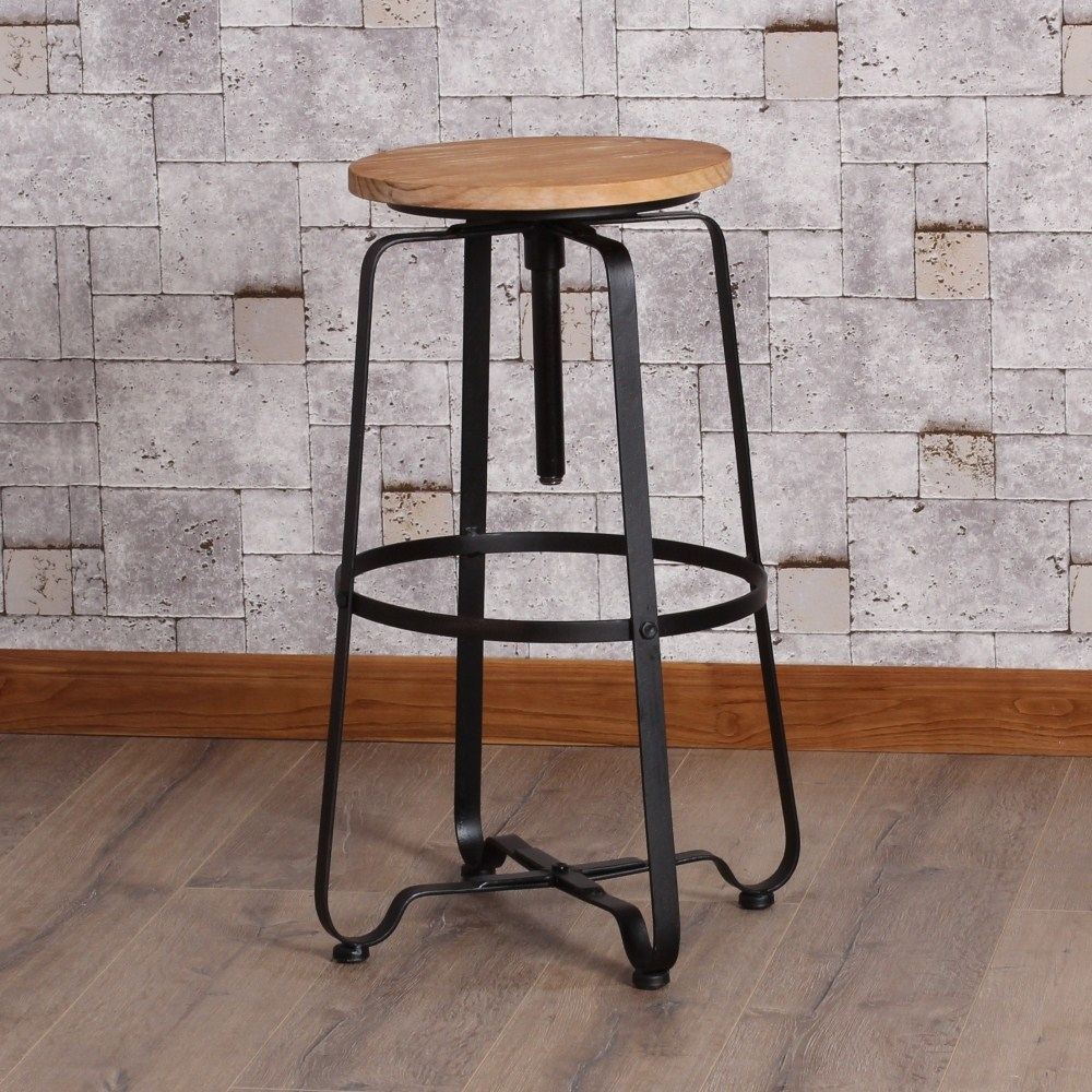 American Bar Stool Bar Chair Wood Floor Office Reception Chairs Wrought Iron Bar Stool Bar