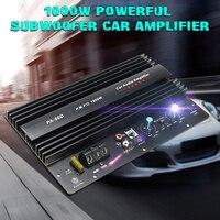 KROAK 12V 1000W Mono Car Audio Power Amplifier Powerful Bass Subwoofers Amp PA 80D