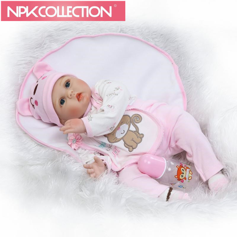Super real Reborn silicone dolls 22
