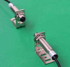 Image 3 - 1 זוג M12 NPN לייזר חיישן מתג גלוי אור לייזר beam הפוטואלקטרי מתג חיישן דיוק גבוה מתג חיישן עם מעמד