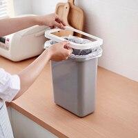 Keuken Deur Kast Opknoping Prullenbak Keuken Kastdeur Opknoping Prullenbak Vuilnis Container Afval Bin Vuilnis Kom Doos-in Afvalbakken van Huis & Tuin op