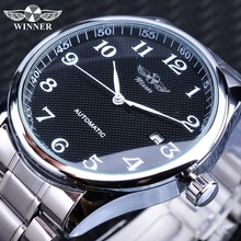 Watches Automatic Silver Fashion
