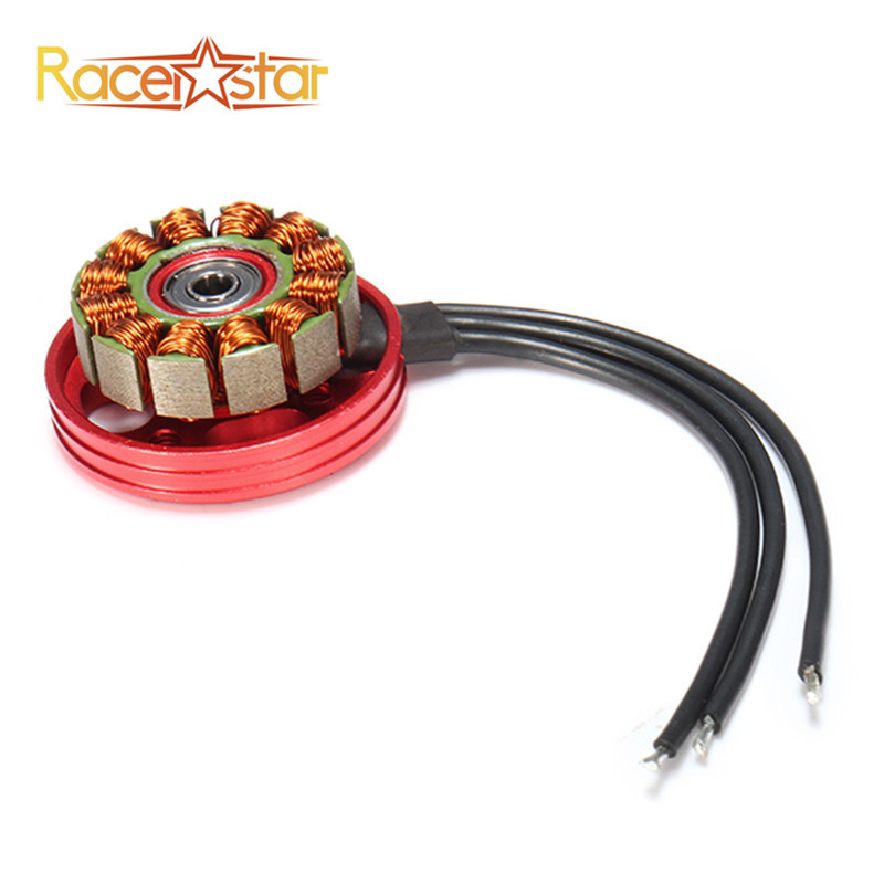 Racerstar <font><b>BR2205</b></font> 2300KV 2600KV Brushless Motors Spare Part Replacement Accessories Motor Stator For RC Multicopter Models image