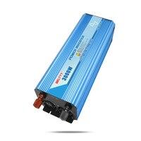 Бесплатная доставка 12 Вольт 220 вольт солнечный Мощность инвертор 3000 Вт Чистая синусоида Инвертор 12vdc 230vac
