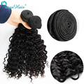 brazilian virgin hair deep curly wave human hair weaves 4 bundle deals unprocessed hair products peerless fast shipping coupon