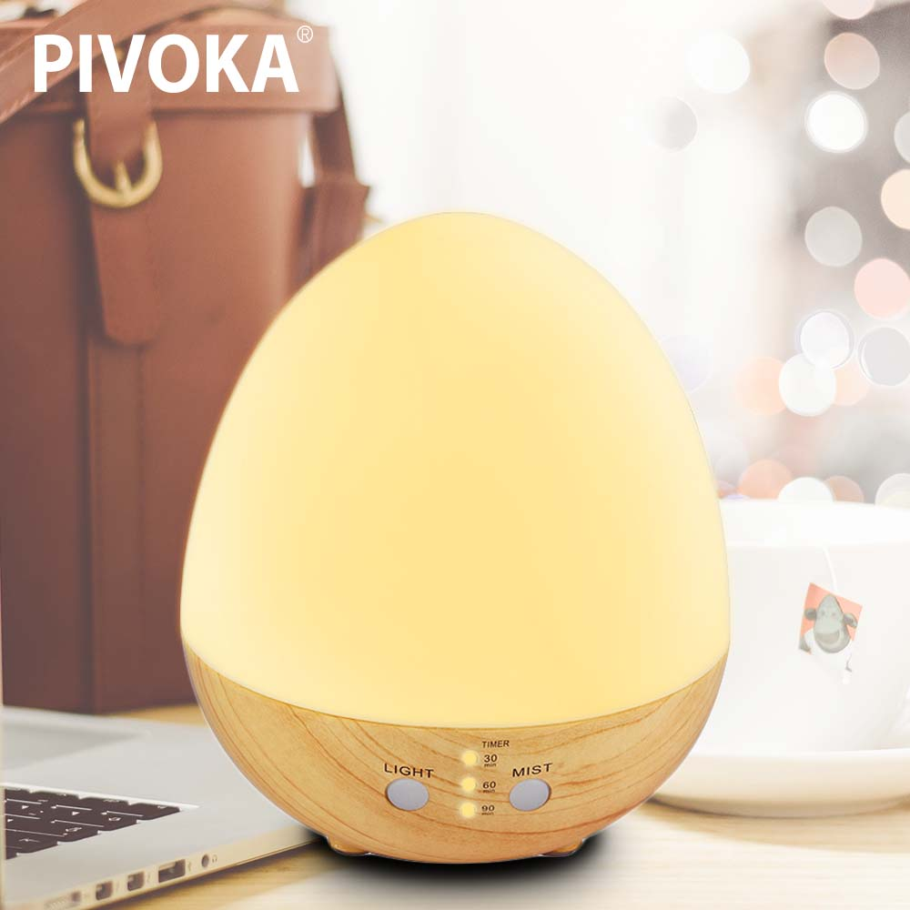 Home Essential Oil Diffuser Ultrasonic Air Humidifier Aromatherapy Electric Aroma Diffuser Mist Maker Fogger Humidifier 221 все цены