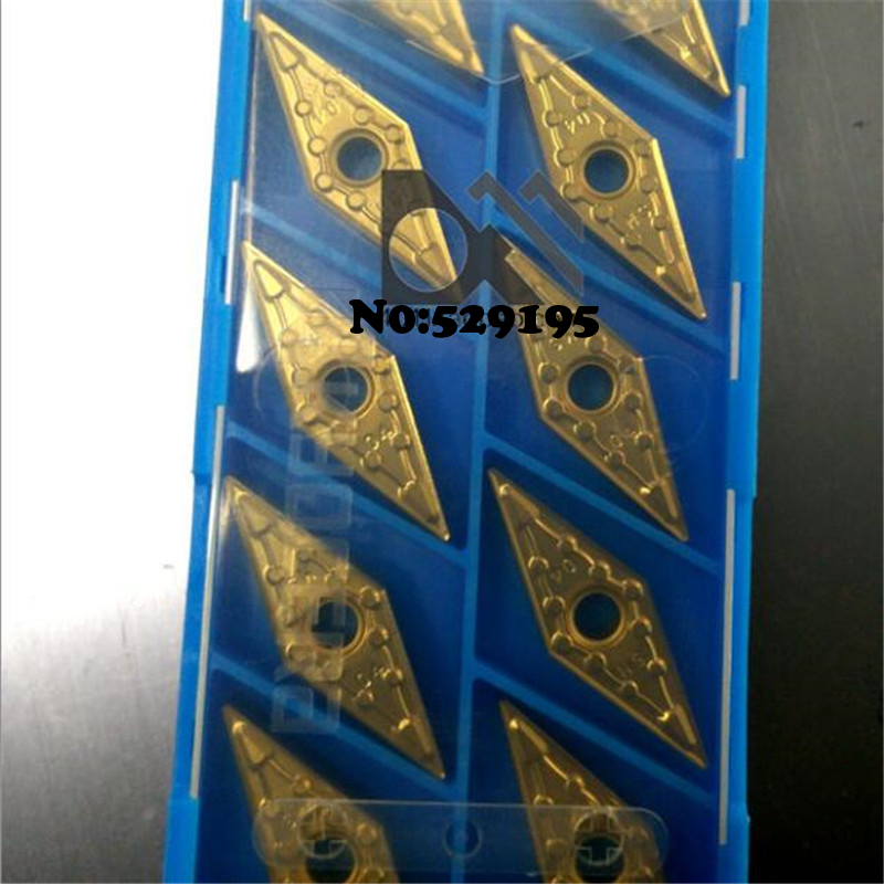 VNMG160404 MS CA6525 VNMG160408 MS CA6525 almost Whosale Kyocera Insert Hardmetal Matching Standard Turning Inserts