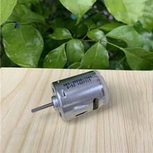 RS-365SA Micro 365 DC Motor 2.3mm D As 6 V-12 V 23500 RPM Hoge Snelheid Carbon Borstel motor voor Auto Pomp Speelgoed Model Modificatie(China)