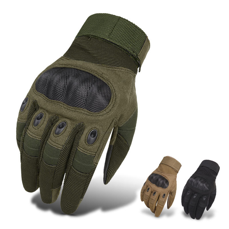 Military Tactical Gloves Refer To B8 Fighting Army Shooting Air Gun Sports Outdoor Hiking Sports Touch Screen Protective Gloves