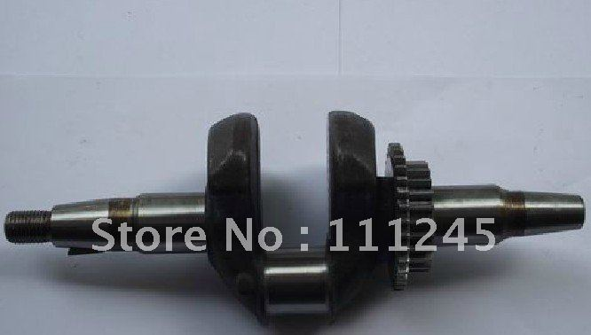 CRANKSHAFT  FITS GENERATOR EF2600 FREE SHIPPING NEW CHEAP GENSET CRANK SHAFT  AFTERMARKET PART