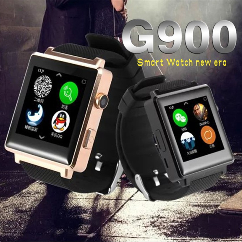 New Smart Watch G900 font b Smartwatch b font For Android Phone Alarm clock Sleep Monitor