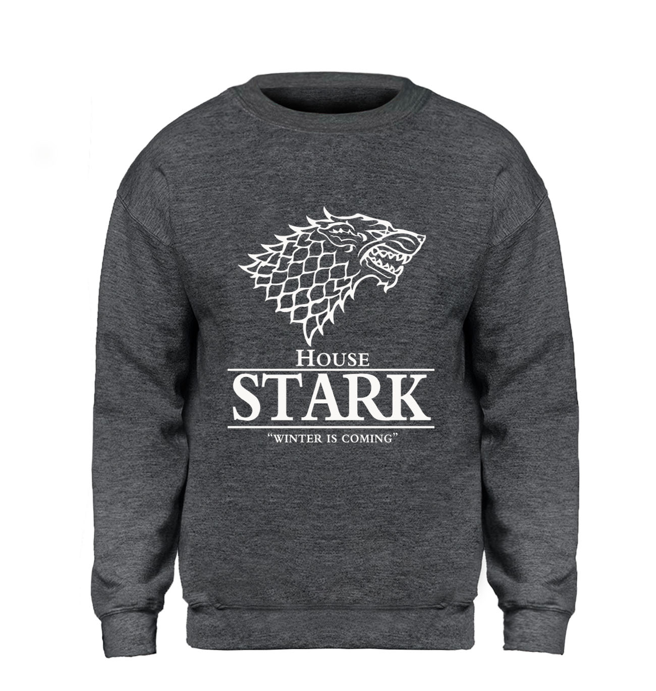 Game Of Thrones Hoodie Men House Stark Sweatshirt A Song Of Ice And Fire Sweatshirts Fleece Warm Slim Wolf Cool Sportswear Homen