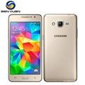 2016 Восстановленное Разблокирована Сотовый Телефон Оригинальный Samsung Galaxy Grand Prime G530 G530H Ouad Основные Dual Sim 5.0 Дюймов Сенсорный Экран