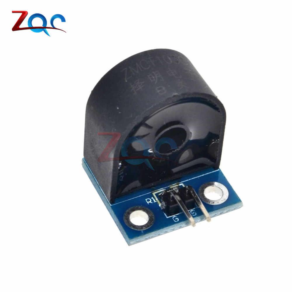ZMCT103C 5A المدى مرحلة واحدة التيار المتناوب محول الحالي وحدة الاستشعار لاردوينو