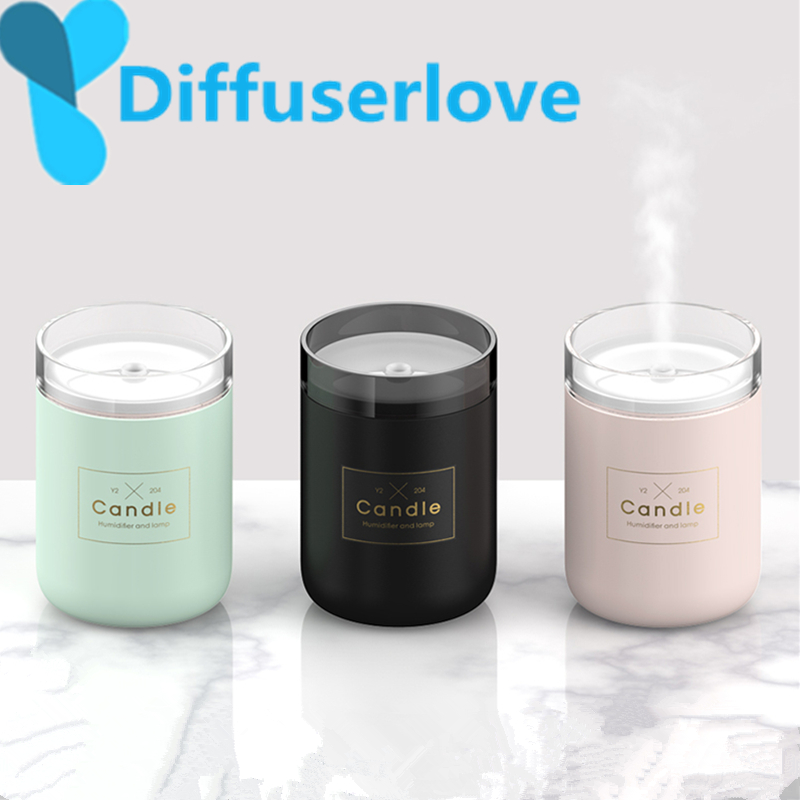 diffuserlove-280ml-air-humidifier-candle-romantic-soft-light-usb-essential-oil-diffuser-usb-purifier-aroma-anion-mist-maker