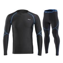 Мужское быстросохнущее термобелье для велоспорта, быстросохнущее нижнее белье для катания на лыжах/верховой езды/альпинизма/пешего туризма