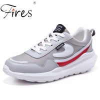 Fires Men Sports Shoes Summer Running Sneakers Outdoor Sport Jogging Shoes Outdoor Brand Sneaker Male Light Run Shoes 39 46